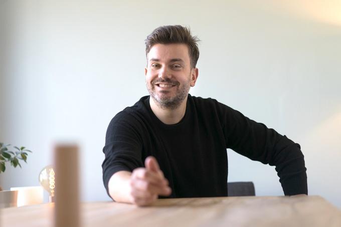 Ferdinand Krieg arbeitet als Paartherapeut in Berlin